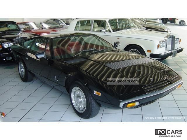 1975 Maserati  Khamsin Sports car/Coupe Classic Vehicle photo