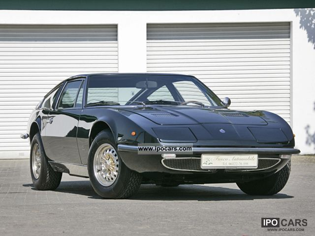 Maserati  Indy RESTORED 1970 Vintage, Classic and Old Cars photo
