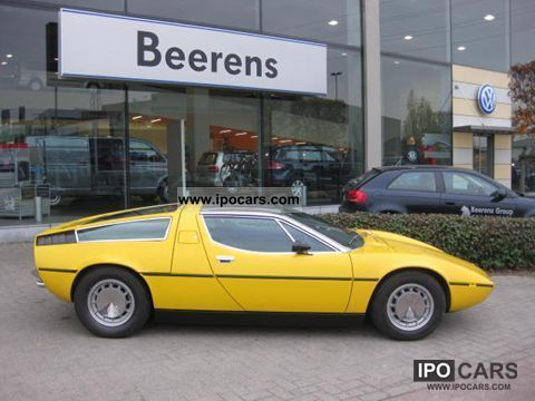 Maserati  Bora 4700 1973 Vintage, Classic and Old Cars photo