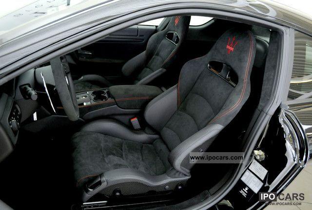 2012 Maserati Granturismo Mc Stradale Car Photo And Specs
