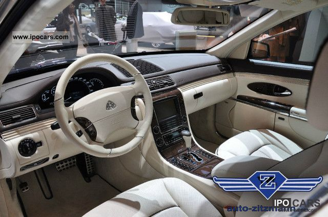 2011 Maybach Maybach 62 S Dt Neuw Vehicle New Model Car