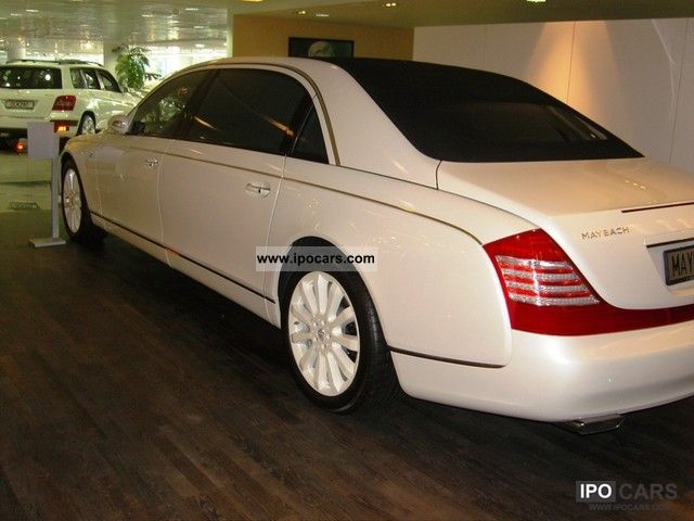 2012 maybach 62 s landaulet - car photo and specs