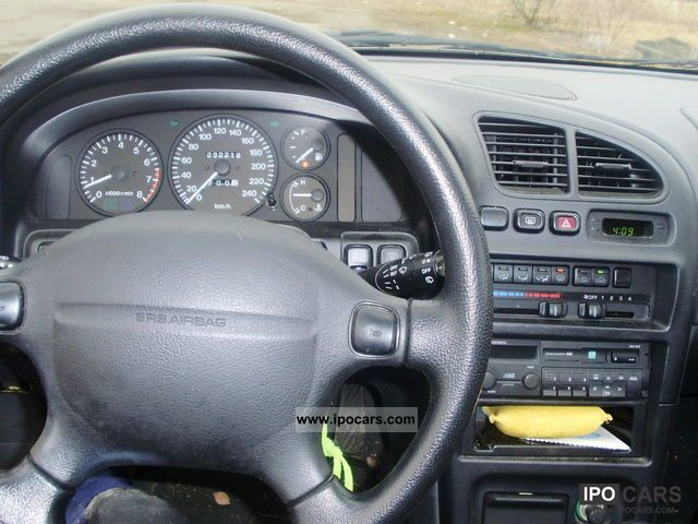 1994 mazda 323 f 1.5 - car photo and specs