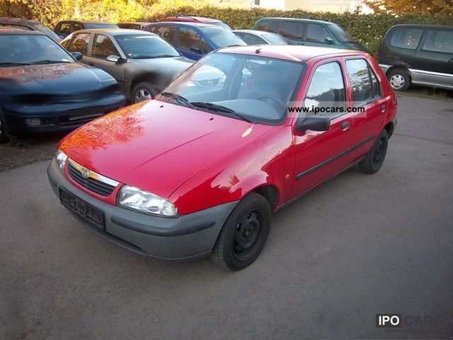 1997 Mazda  121 2-norm euro2 owner in good condition Small Car Used vehicle photo