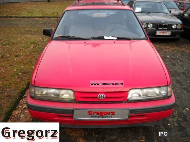 1993 Mazda  626 2.0 D LX Comprex Estate Car Used vehicle photo