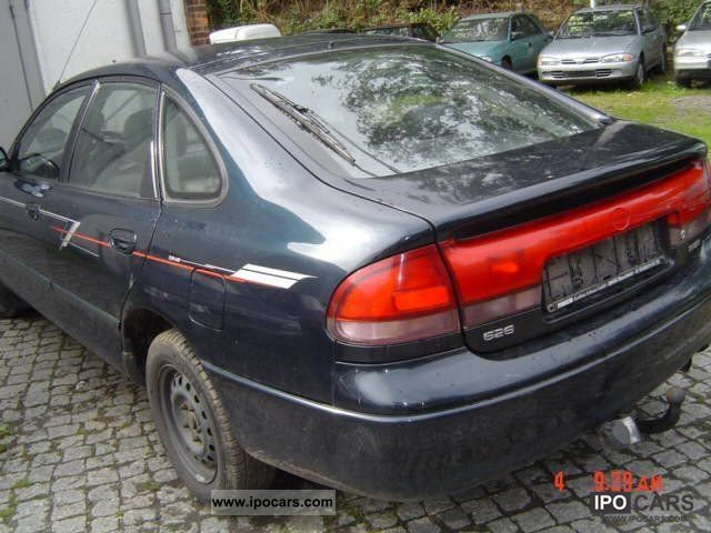 1996 Mazda 626 1 8 Sedan
