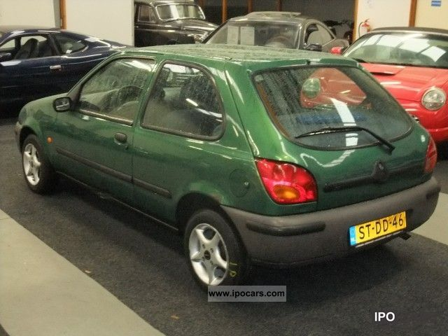1998 mazda 121 1.3i lx - car photo and specs
