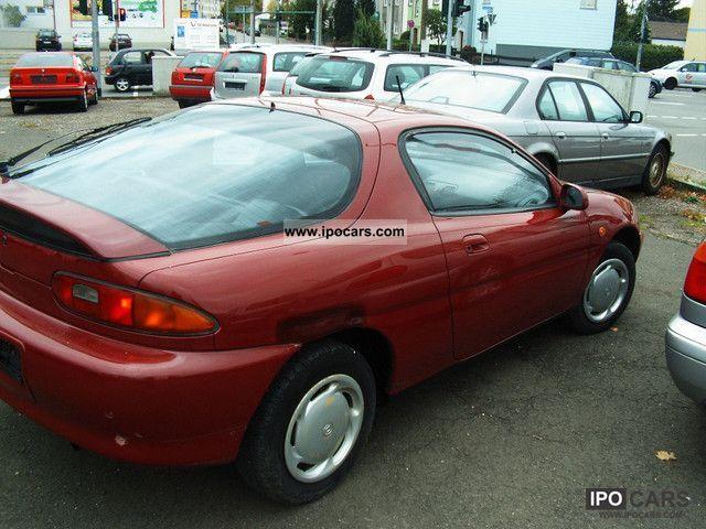 1991 Mazda MX-3 Sports car/Coupe Used vehicle photo 2