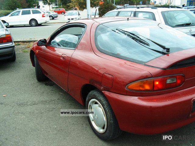 1991 Mazda MX-3 Sports car/Coupe Used vehicle photo 4