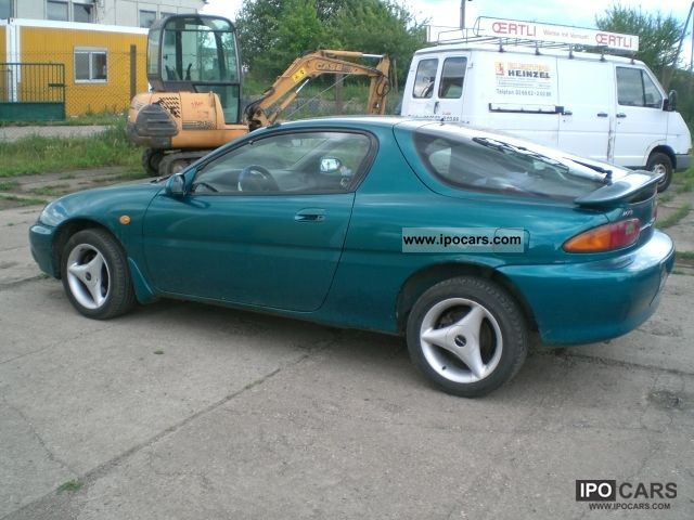 1997 Mazda  MX-3 youngster Sports car/Coupe Used vehicle photo