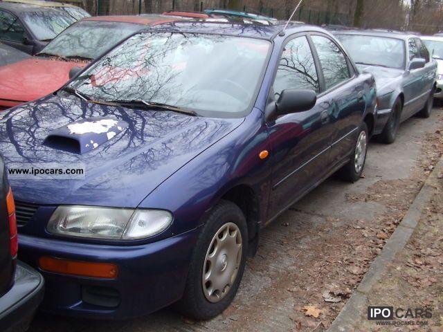 1997 Mazda  323 S 1.7 TD / euro2 Limousine Used vehicle photo