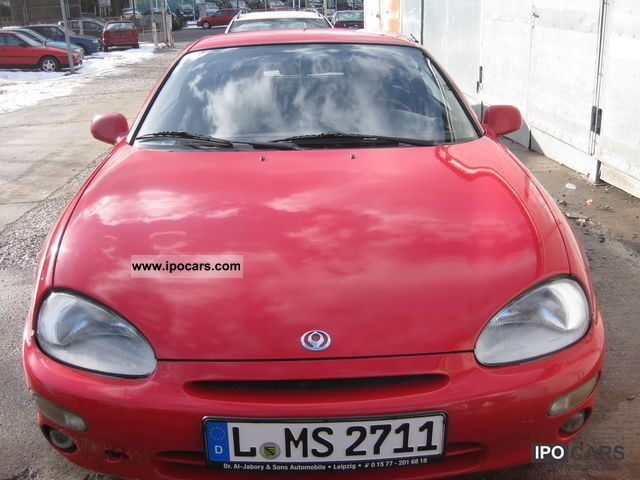 1994 mazda mx 3 good condition car photo and specs. Black Bedroom Furniture Sets. Home Design Ideas