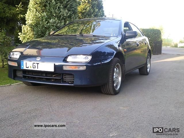1997 Mazda  323 Limousine Used vehicle photo