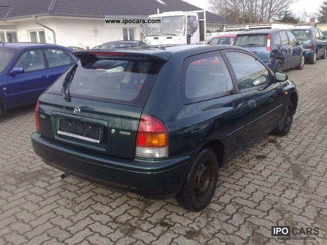 1999 Mazda 323 P 1 4