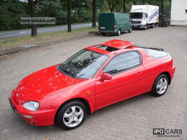 1994 Mazda  MX-3 youngster Sports car/Coupe Used vehicle photo