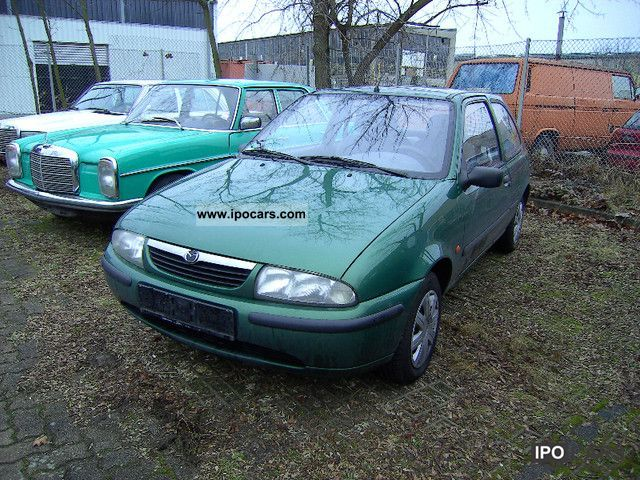 1998 Mazda  121 LX. Small Car Used vehicle photo
