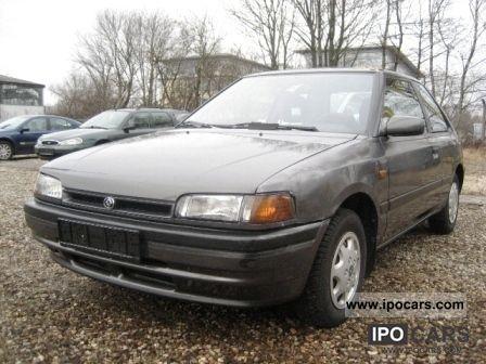 1991 Mazda  323 Limousine Used vehicle (business photo