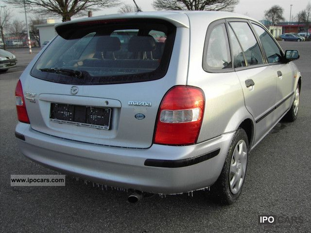 1999 Mazda 323 F 1 5 Exclusive