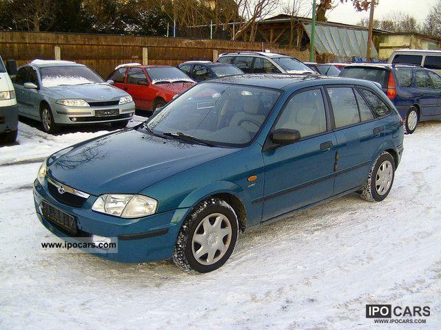 1999 Mazda 323 D3 4 1
