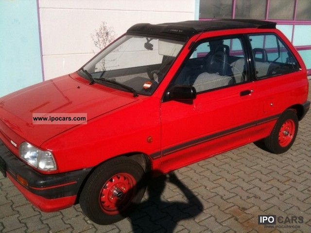 1991 Mazda  121 L Small Car Used vehicle photo
