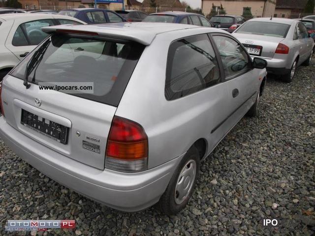 1999 Mazda 323 1 5 16v