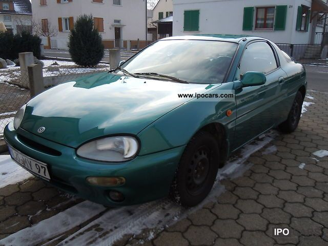 1998 Mazda  MX-3 youngster Sports car/Coupe Used vehicle photo