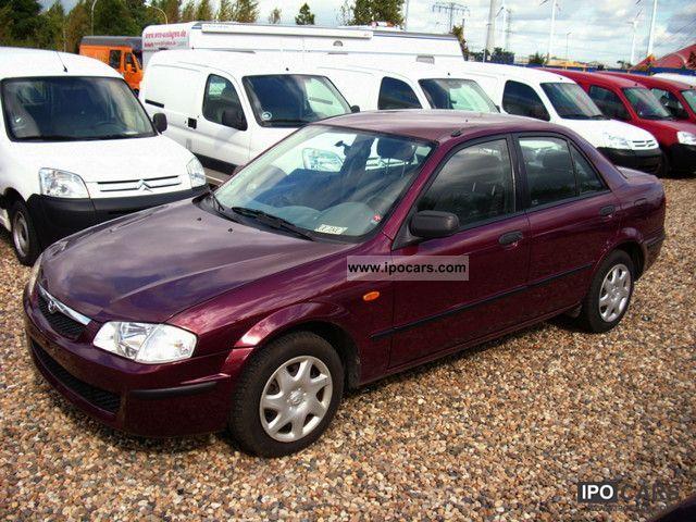 1999 Mazda 323    B 1 3 Saloon