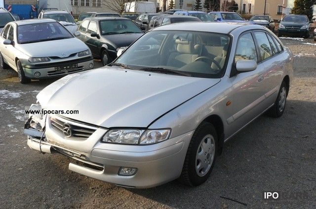 2001 Mazda 626 1.9 - Car Photo and Specs