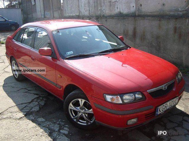 1999 mazda 626 car photo and specs ipocars com