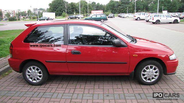 1999 Mazda 323 Z Ma U0142ym Przebiegiem