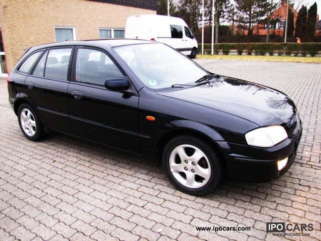 1999 Mazda 323 9 1 Sportive 114ps