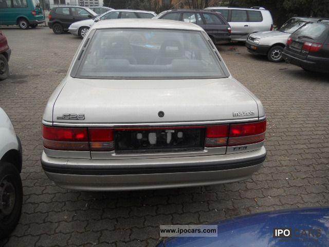 mazda 626 glx 1989