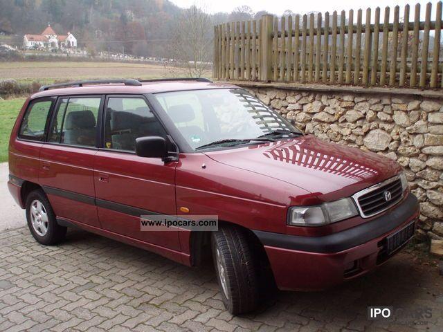 1998 Mazda  MPV 3.0i V6 Van / Minibus Used vehicle photo