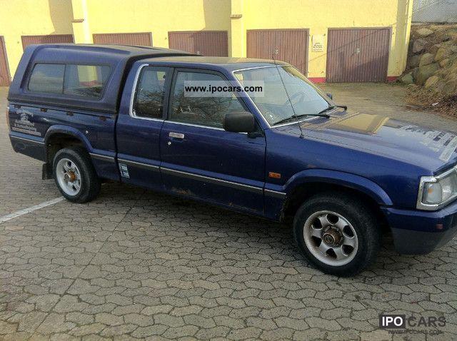 1997 mazda b 2500 pick up car photo and specs 97 Mazda RX-7 1997 mazda b 2500 pick up car