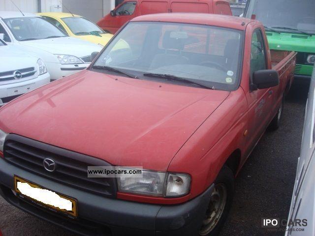 1999 Mazda  B 2500 Singel CAP Off-road Vehicle/Pickup Truck Used vehicle photo