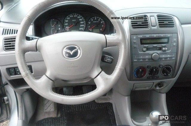 2001 Mazda Premacy 1.9 Van