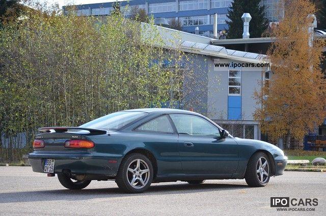 1995 mazda mx6 coupe