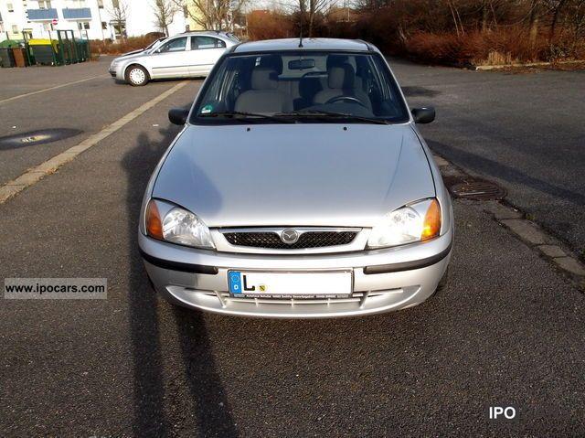 2002 Mazda  121 AIR!! Small Car Used vehicle photo