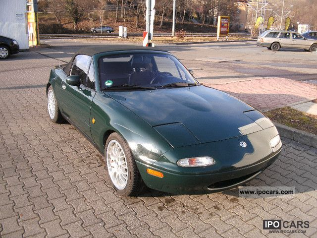 1998 mazda mx 5 classic car photo and specs. Black Bedroom Furniture Sets. Home Design Ideas