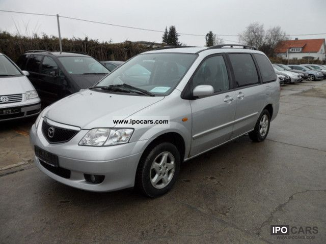 2003 Mazda  MPV 3.2 Exclusive * Climate * BC * NSW * AHK * 7 *-Seat Van / Minibus Used vehicle photo