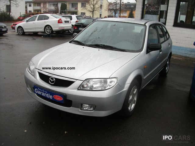 2002 Mazda  1.3L 323 \ Limousine Used vehicle photo