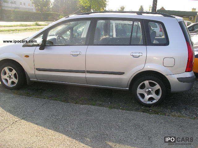 2001 Mazda Premacy Van