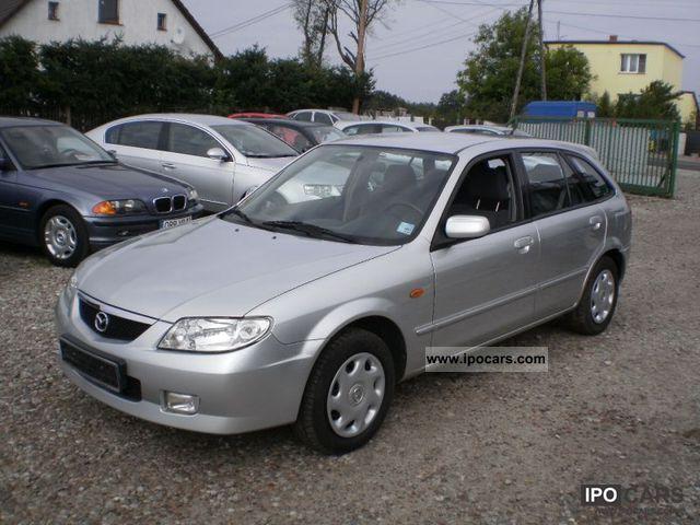 2002 Mazda 2 0 Tdi Diesel 323 No 18