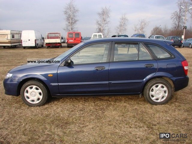 2002 Mazda Astina Mazda 323 Related Images Start 100 Weili