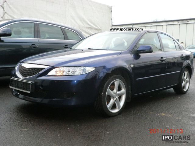 2004 Mazda Mazda6 - Car Photo and Specs