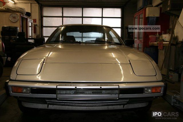 Mazda  RX-7 SA2 1979 Vintage, Classic and Old Cars photo