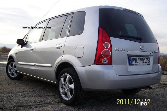 2003 Mazda  + + + + Premacy, MODEL 2004, 7-Osobowa + + + + Van / Minibus Used vehicle photo