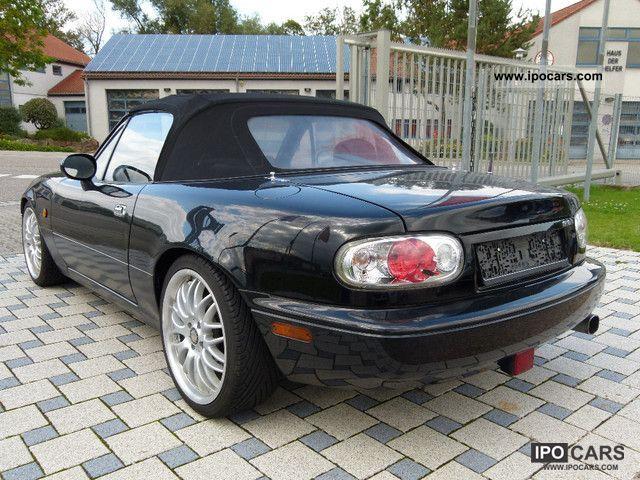 1997 Mazda MX-5 ** ** eyecatcher Leder/17-Zoll/Tiefer/Remus - Car