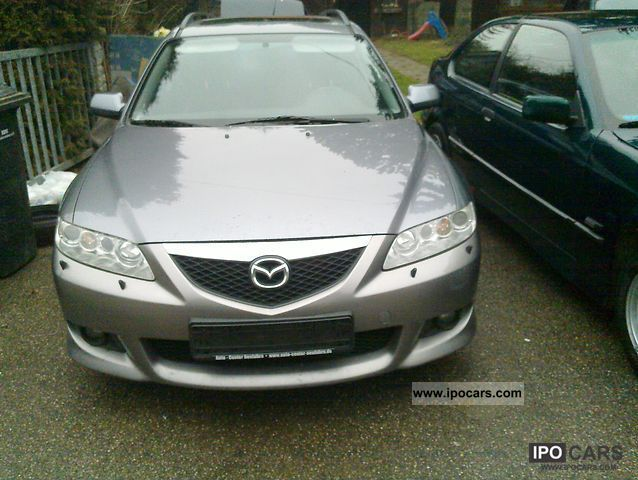 Mazda  6 Sport 3.2 MZR LPG 2003 Liquefied Petroleum Gas Cars (LPG, GPL, propane) photo