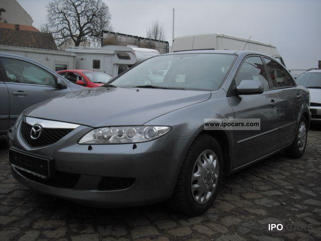 2003 Mazda  6 Sport 3.2 Top Limousine Used vehicle photo